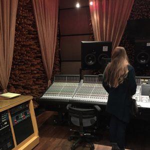 Hanging at Blackbird Studio C