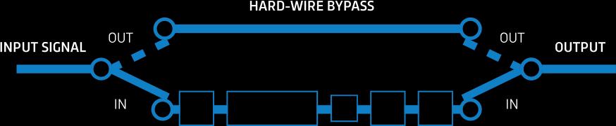 Whitestone P331 Bypass Circuit