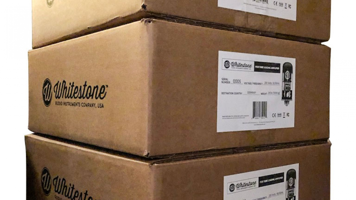 Whitestone Audio Cartons