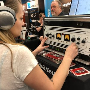 Whitestone NAMM Booth