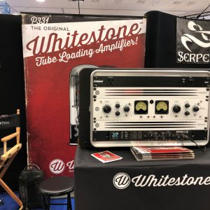 Winter NAMM booth