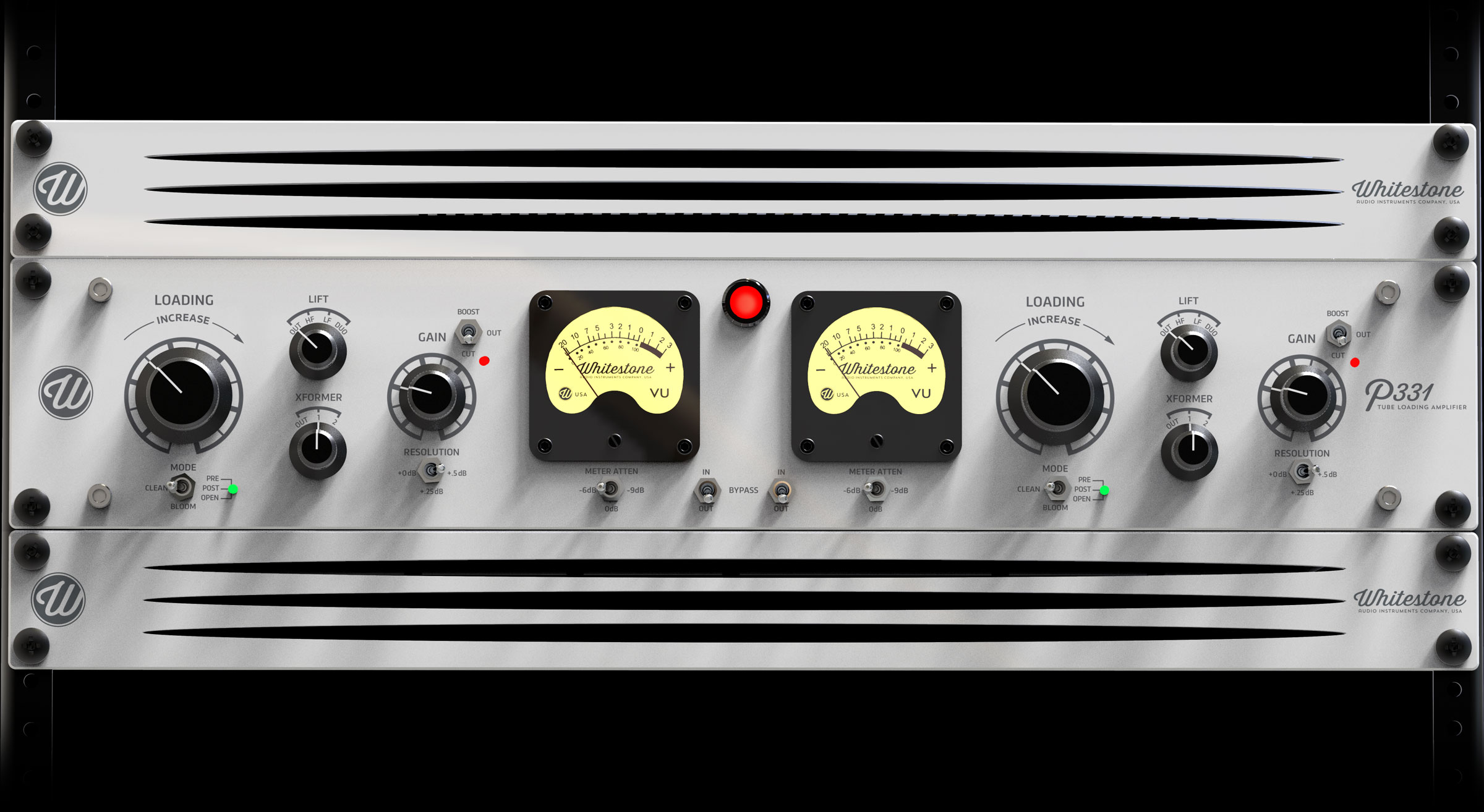 Whitestone P331 Tube Loading Amplifier