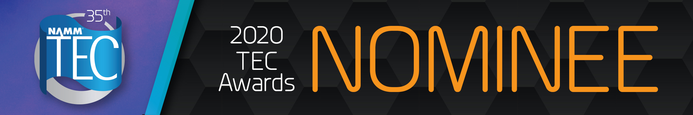 Whitestone Audio NAMM TEC Award