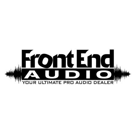 Font End Audio Logo